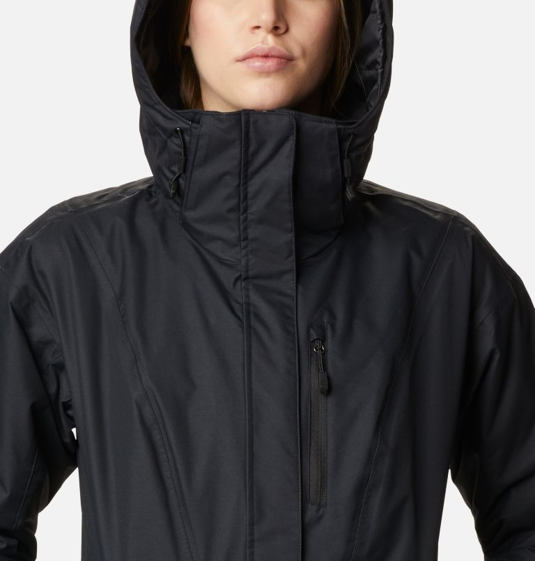 Last Tracks™ Insulated Jacket | 010 | XL Women's Last Tracks™ Insulated Jacket, Black, a2