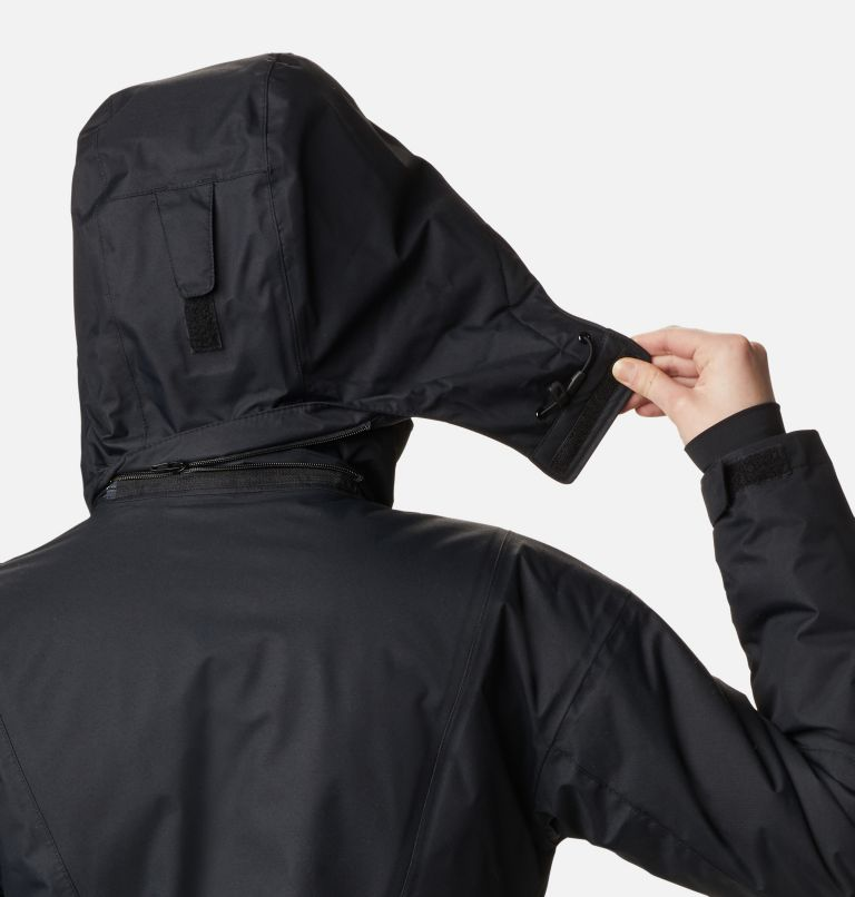 Last Tracks™ Insulated Jacket | 010 | XL Women's Last Tracks™ Insulated Jacket, Black, a6