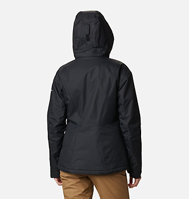 Women's Last Tracks™ Insulated Jacket Last Tracks™ Insulated Jacket | 010 | XL, Black, back
