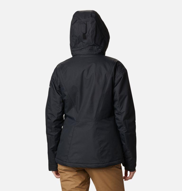 Last Tracks™ Insulated Jacket | 010 | S Women's Last Tracks™ Insulated Jacket, Black, back