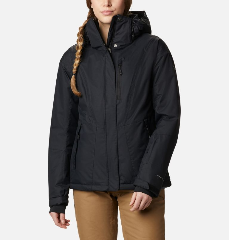 Last Tracks™ Insulated Jacket | 010 | M Women's Last Tracks™ Insulated Jacket, Black, front