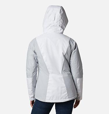 Manteau isolé Last Tracks™ pour femme Last Tracks™ Insulated Jacket | 472 | M, White, Cirrus Grey, back