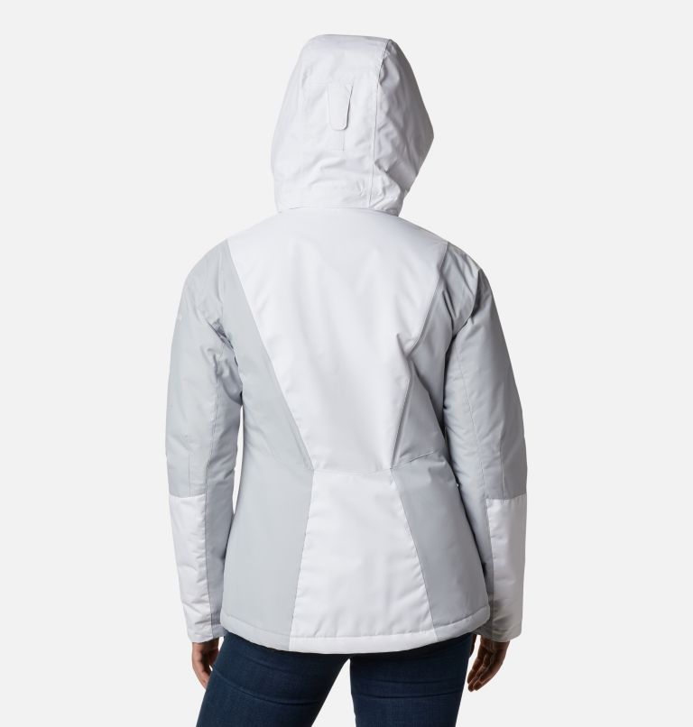 Women's Last Tracks™ Insulated Jacket Women's Last Tracks™ Insulated Jacket, back