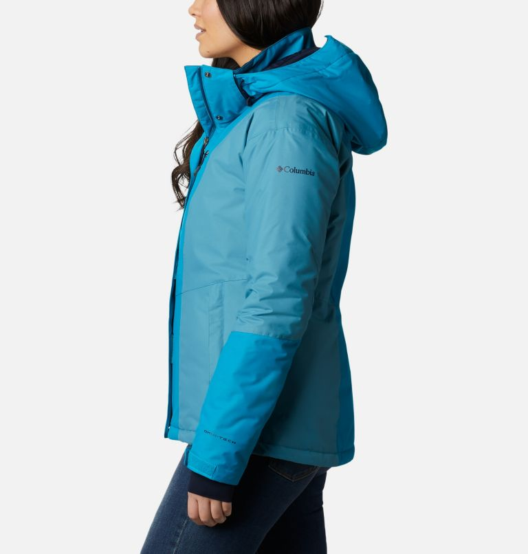 Last Tracks™ Insulated Jacket | 462 | XS Women's Last Tracks™ Insulated Ski Jacket, Fjord Blue, Canyon Blue, a1
