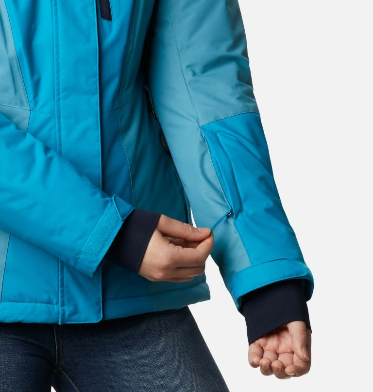 Last Tracks™ Insulated Jacket | 462 | XS Women's Last Tracks™ Insulated Ski Jacket, Fjord Blue, Canyon Blue, a5