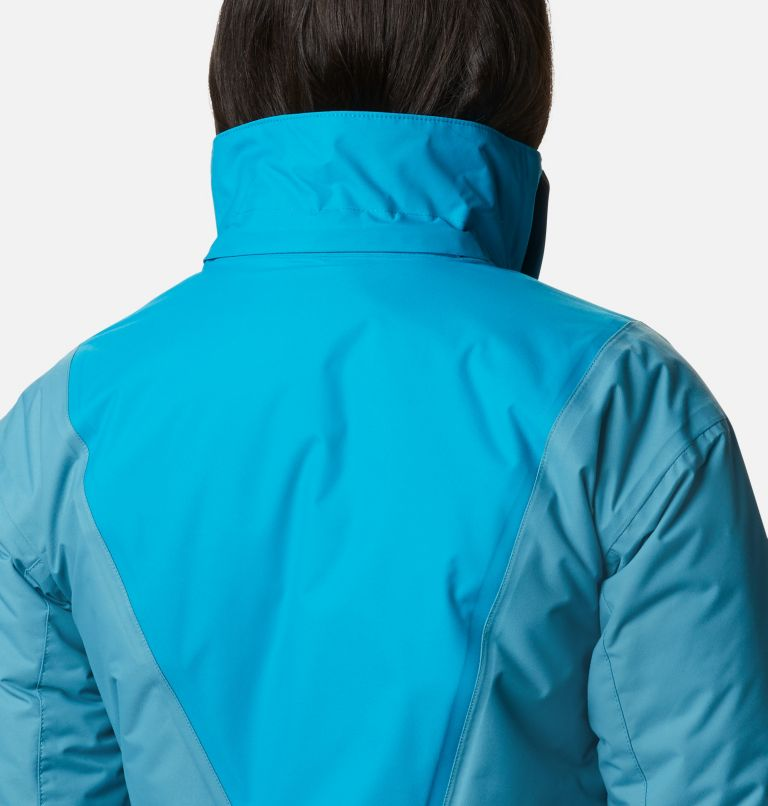 Last Tracks™ Insulated Jacket | 462 | XS Women's Last Tracks™ Insulated Ski Jacket, Fjord Blue, Canyon Blue, a7