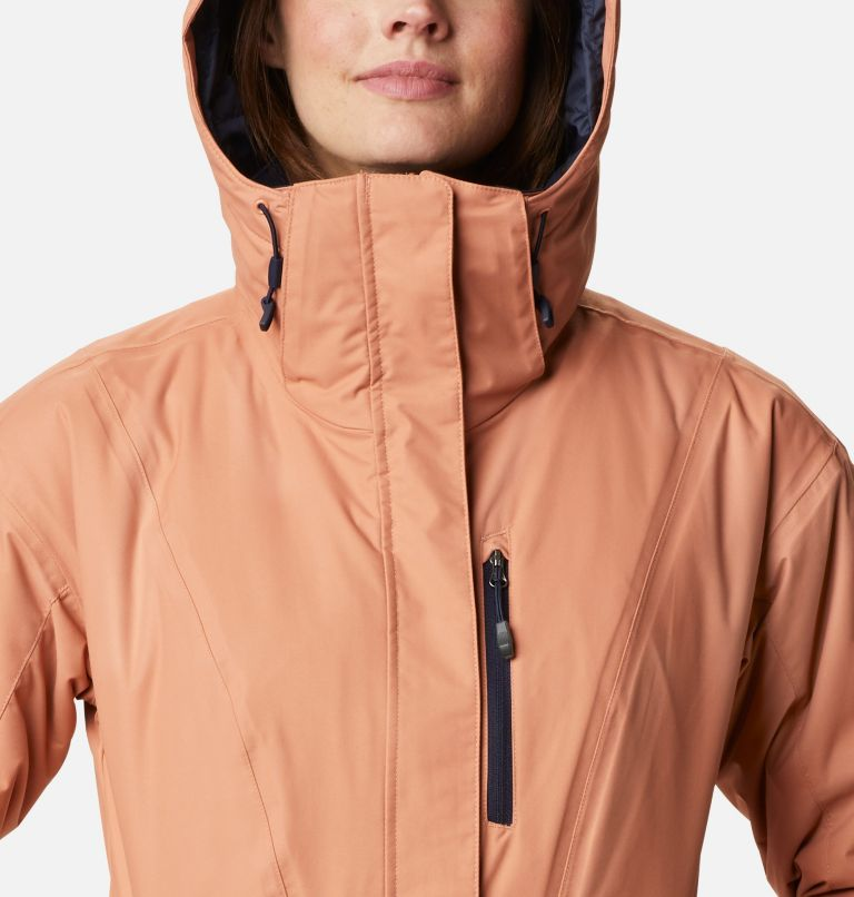 Last Tracks™ Insulated Jacket | 604 | XS Women's Last Tracks™ Insulated Ski Jacket, Nova Pink, a2