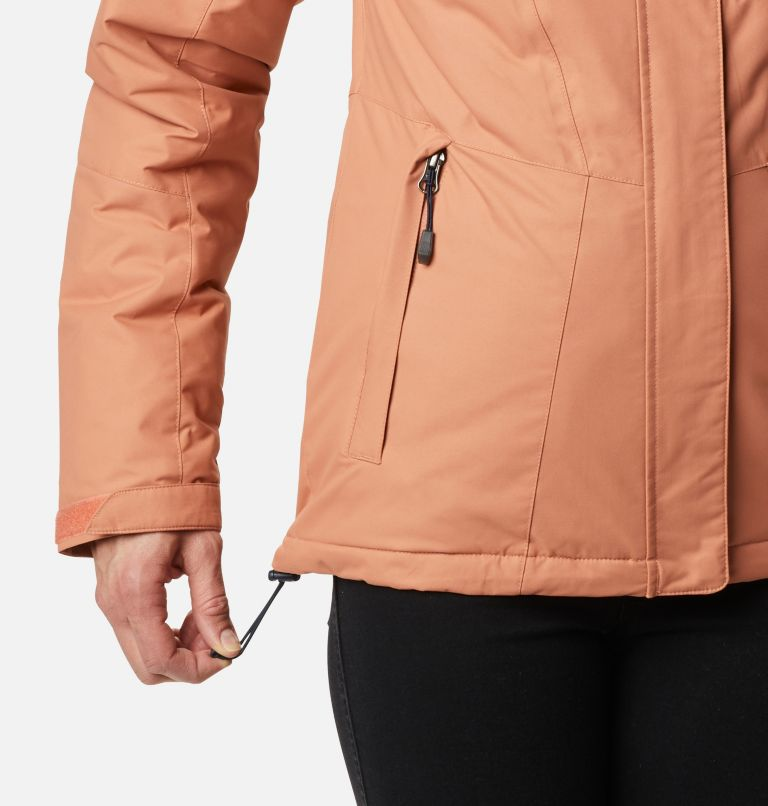 Last Tracks™ Insulated Jacket | 604 | XS Women's Last Tracks™ Insulated Ski Jacket, Nova Pink, a5