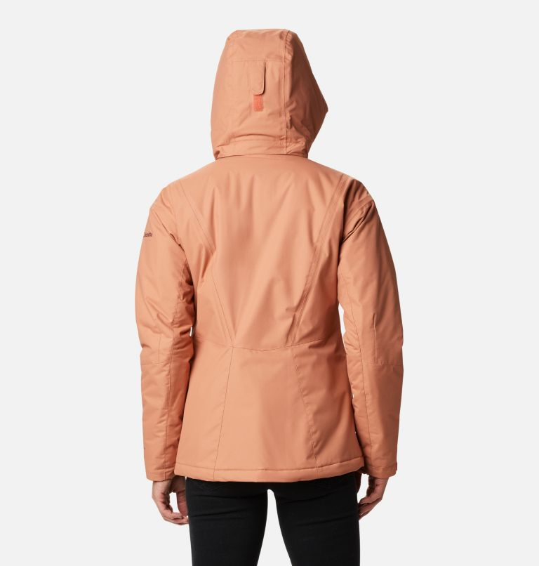 Last Tracks™ Insulated Jacket | 604 | XS Women's Last Tracks™ Insulated Ski Jacket, Nova Pink, back