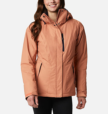 Women's Last Tracks™ Insulated Jacket Last Tracks™ Insulated Jacket | 010 | XL, Nova Pink, front