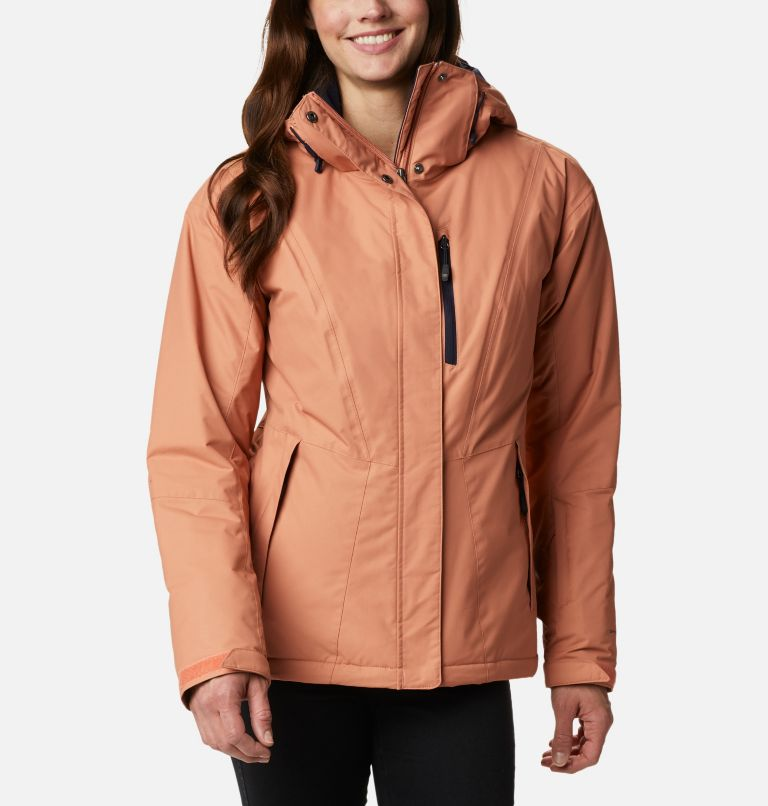 Last Tracks™ Insulated Jacket | 604 | XS Women's Last Tracks™ Insulated Ski Jacket, Nova Pink, front
