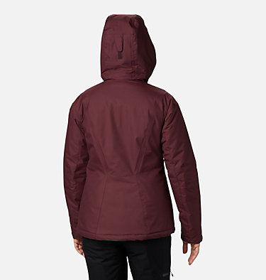 Women's Last Tracks™ Insulated Jacket Last Tracks™ Insulated Jacket | 462 | XXL, Malbec, back
