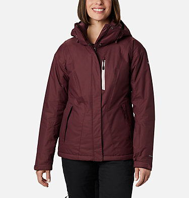Women's Last Tracks™ Insulated Jacket Last Tracks™ Insulated Jacket | 462 | XXL, Malbec, front