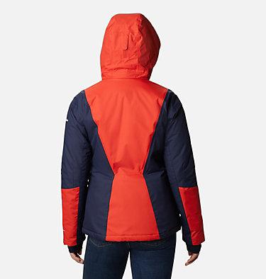 Women's Last Tracks™ Insulated Jacket Last Tracks™ Insulated Jacket | 462 | XXL, Bold Orange, Dark Nocturnal, back