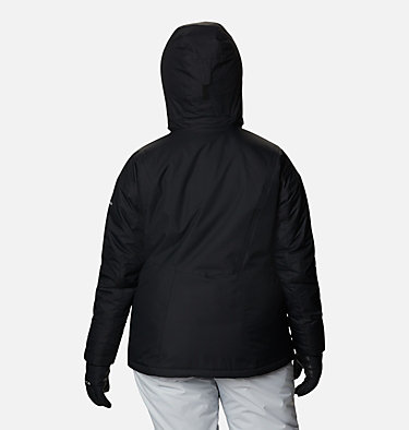 Women's Last Tracks™ Insulated Jacket - Plus Size Last Tracks™ Insulated Jacket | 671 | 3X, Black, back
