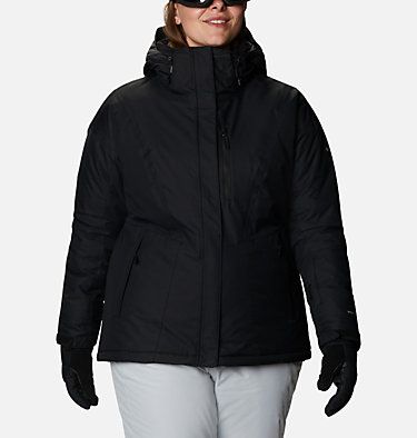 Women's Last Tracks™ Insulated Jacket - Plus Size Last Tracks™ Insulated Jacket | 671 | 3X, Black, front