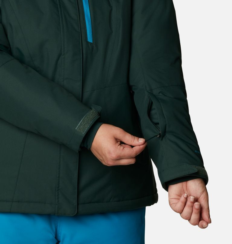 Women's Last Tracks™ Insulated Jacket - Plus Size Women's Last Tracks™ Insulated Jacket - Plus Size, a7