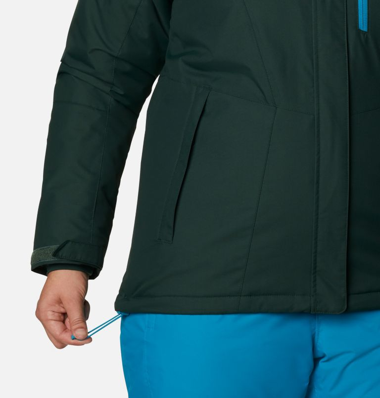 Women's Last Tracks™ Insulated Jacket - Plus Size Women's Last Tracks™ Insulated Jacket - Plus Size, a8