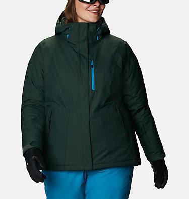 Women's Last Tracks™ Insulated Jacket - Plus Size Last Tracks™ Insulated Jacket | 671 | 3X, Spruce, front