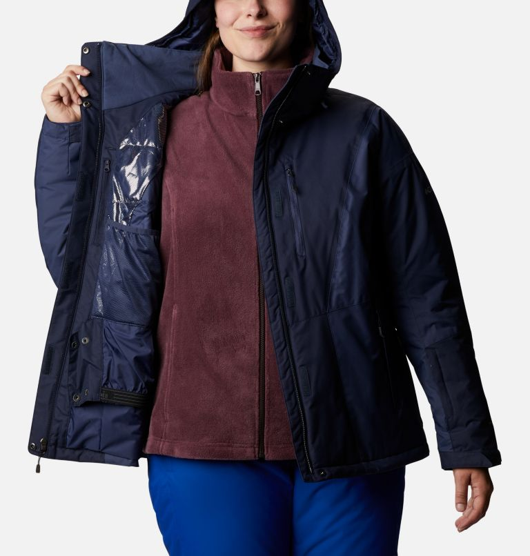 Women's Last Tracks™ Insulated Jacket - Plus Size Women's Last Tracks™ Insulated Jacket - Plus Size, a3