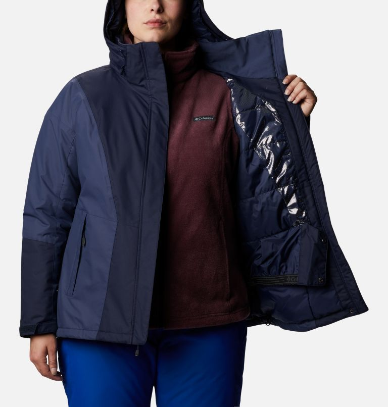 Women's Last Tracks™ Insulated Jacket - Plus Size Women's Last Tracks™ Insulated Jacket - Plus Size, a4