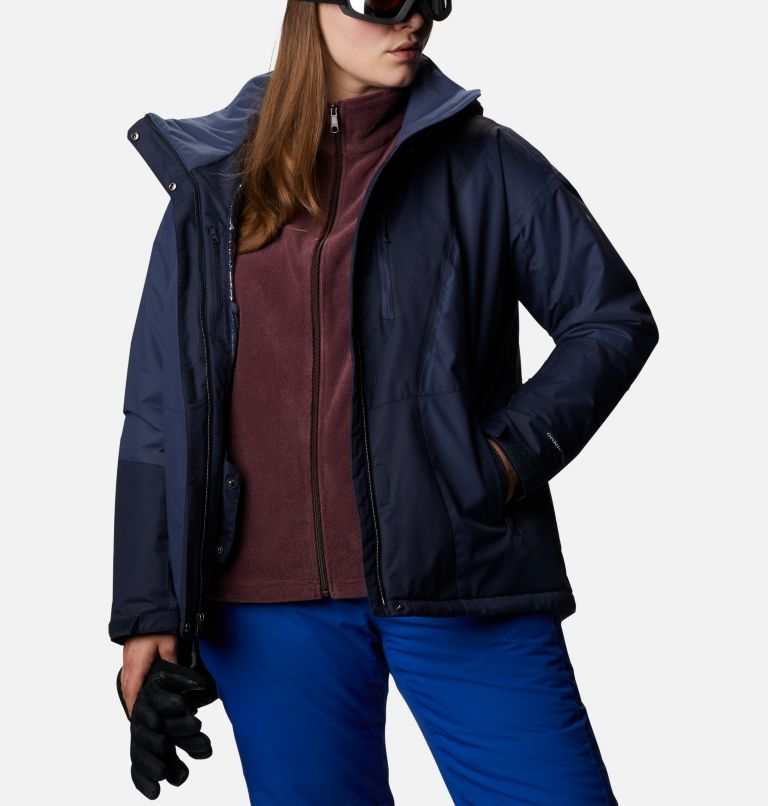 Women's Last Tracks™ Insulated Jacket - Plus Size Women's Last Tracks™ Insulated Jacket - Plus Size, a9