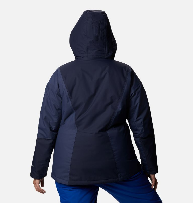 Women's Last Tracks™ Insulated Jacket - Plus Size Women's Last Tracks™ Insulated Jacket - Plus Size, back