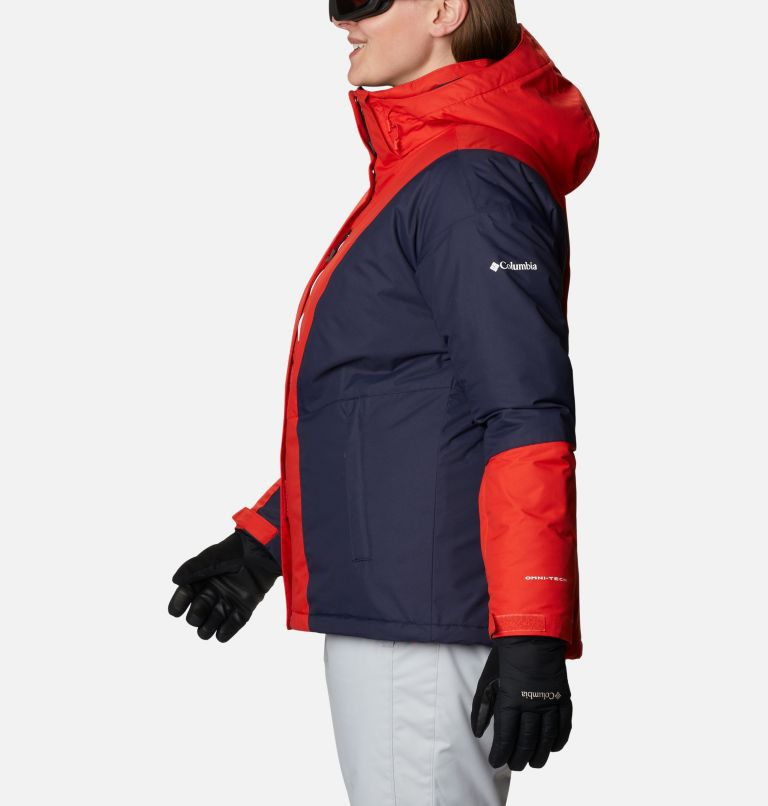 Women's Last Tracks™ Insulated Jacket - Plus Size Women's Last Tracks™ Insulated Jacket - Plus Size, a1