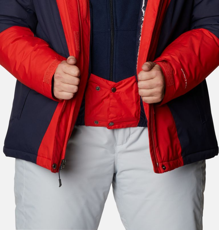 Women's Last Tracks™ Insulated Jacket - Plus Size Women's Last Tracks™ Insulated Jacket - Plus Size, a5