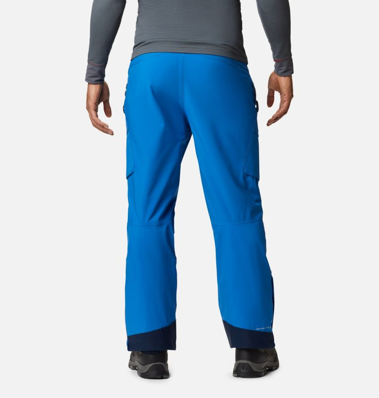 Powder Stash™ Pant | 432 | XXL Men's Powder Stash™ Pants, Bright Indigo, back