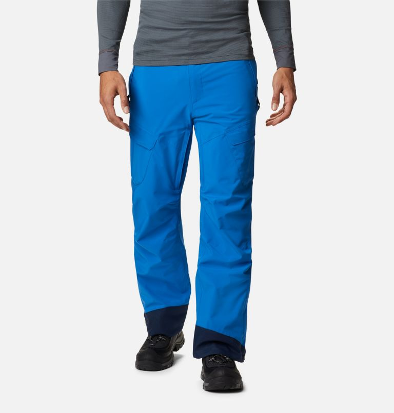 Powder Stash™ Pant | 432 | XXL Men's Powder Stash™ Pants, Bright Indigo, front
