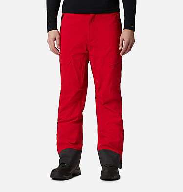 Men's Powder Stash™ Pants Powder Stash™ Pant | 511 | XL, Mountain Red, front