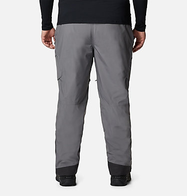 Men's Powder Stash™ Pants - Big Powder Stash™ Pant | 386 | 1X, City Grey, back