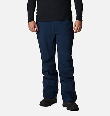 Men's Powder Stash™ Pants - Big Powder Stash™ Pant | 386 | 1X, Collegiate Navy, front