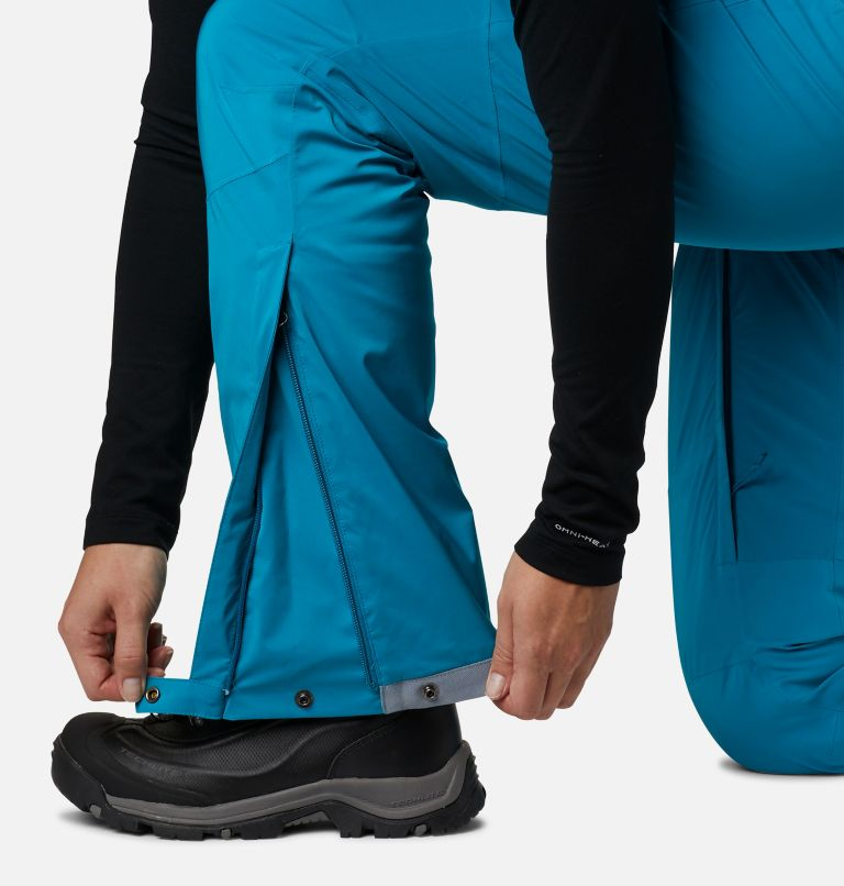 Wild Card™ Insulated Pant | 462 | XL Women's Wild Card Insulated Ski Pant, Fjord Blue, a5