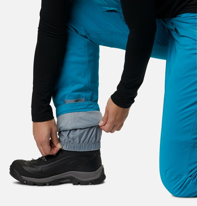 Wild Card™ Insulated Pant | 462 | XL Pantalón de esquí con aislamiento Wild Card para mujer, Fjord Blue, a6