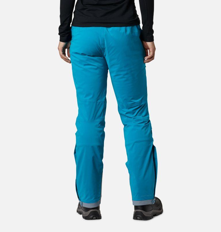 Wild Card™ Insulated Pant | 462 | XL Pantalón de esquí con aislamiento Wild Card para mujer, Fjord Blue, back