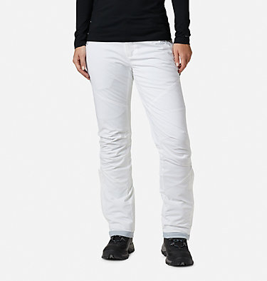 Pantalon isolée Backslope femme Backslope™ Insulated Pant | 370 | M, White, front