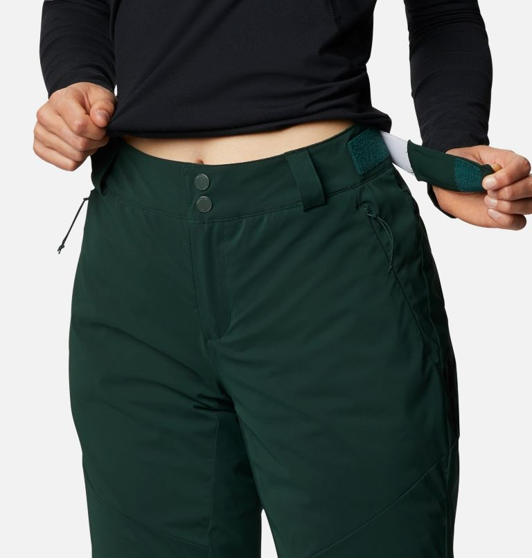 Backslope™ Insulated Pant | 370 | M Women's Backslope Insulated Ski Pant, Spruce, a2