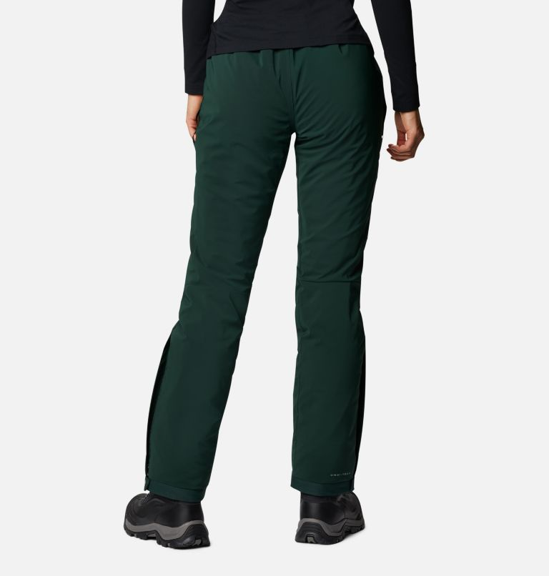 Backslope™ Insulated Pant | 370 | M Women's Backslope Insulated Ski Pant, Spruce, back