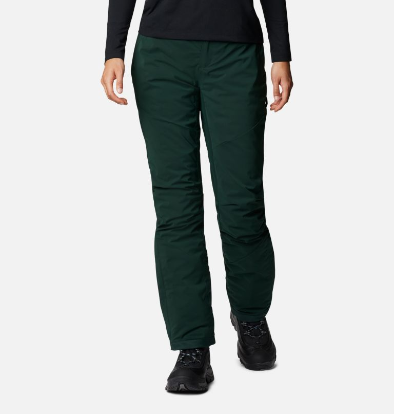 Backslope™ Insulated Pant | 370 | M Women's Backslope Insulated Ski Pant, Spruce, front