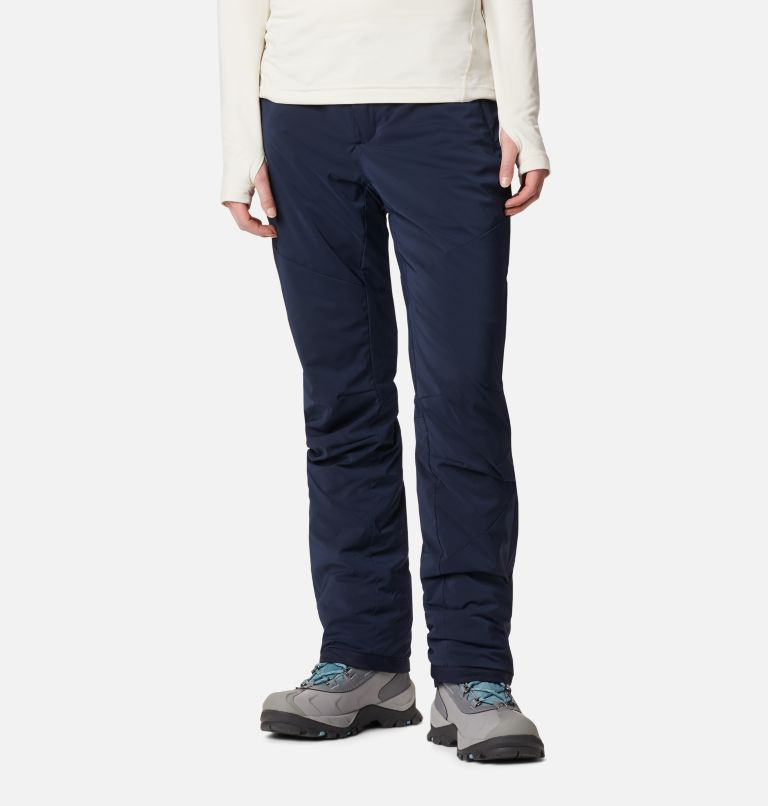 Backslope™ Insulated Pant | 472 | M Women's Backslope Insulated Ski Pant, Dark Nocturnal, front