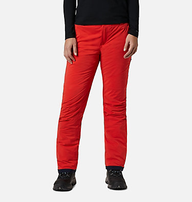 Pantalon isolée Backslope femme Backslope™ Insulated Pant | 370 | M, Bold Orange, front