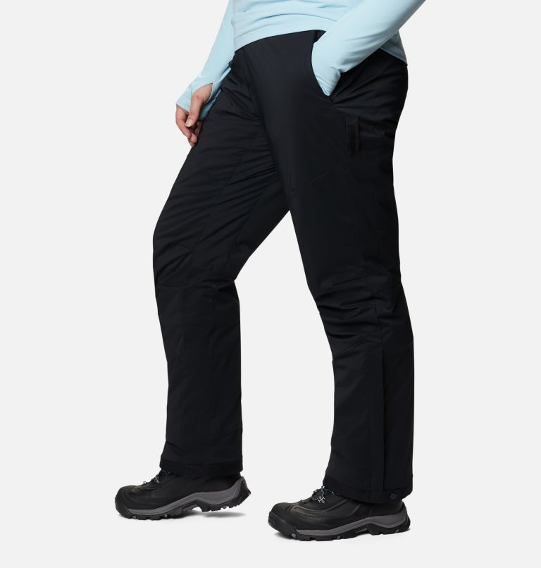 Backslope™ Insulated Pant | 010 | 3X Women's Backslope™ Insulated Pants - Plus Size, Black, a1