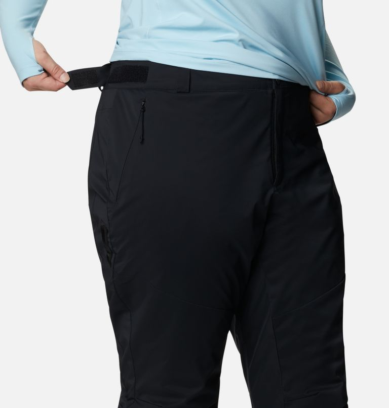 Backslope™ Insulated Pant | 010 | 3X Women's Backslope™ Insulated Pants - Plus Size, Black, a3