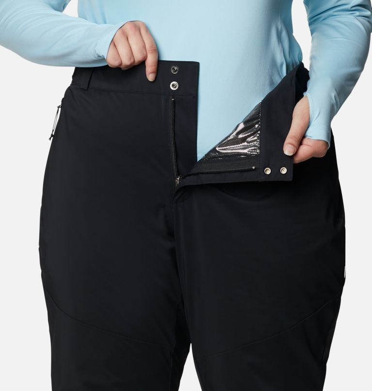 Backslope™ Insulated Pant | 010 | 3X Women's Backslope™ Insulated Pants - Plus Size, Black, a4