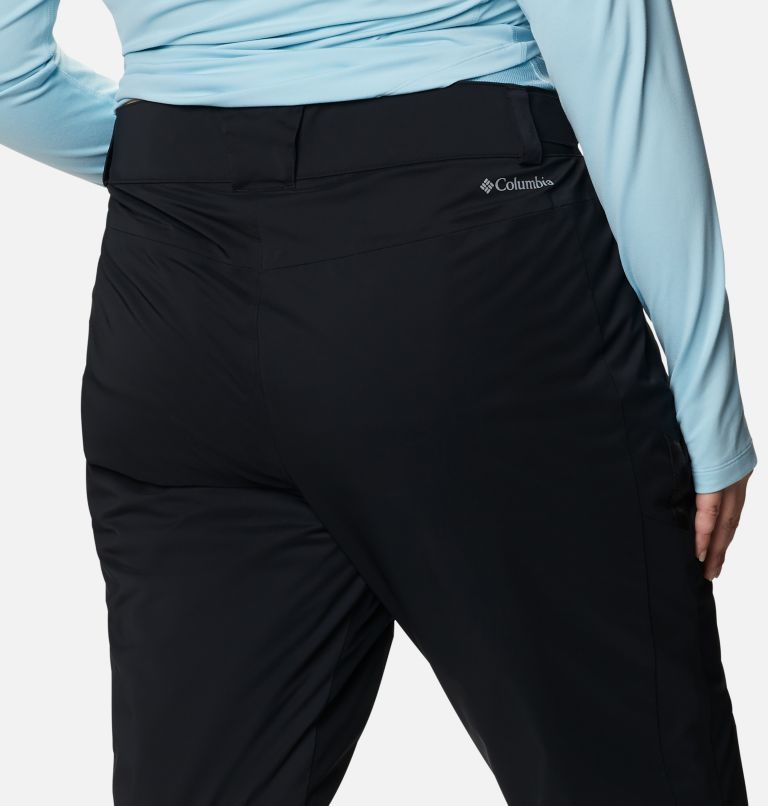 Backslope™ Insulated Pant | 010 | 3X Women's Backslope™ Insulated Pants - Plus Size, Black, a5