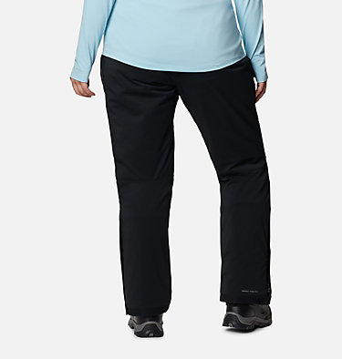Women's Backslope™ Insulated Pants - Plus Size Backslope™ Insulated Pant | 100 | 3X, Black, back