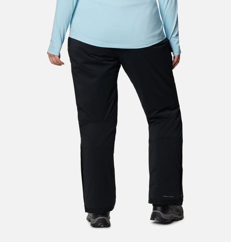 Backslope™ Insulated Pant | 010 | 3X Women's Backslope™ Insulated Pants - Plus Size, Black, back