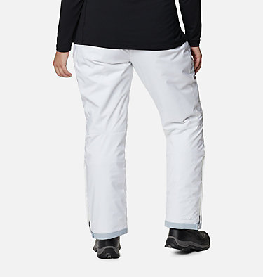 Women's Backslope™ Insulated Pants - Plus Size Backslope™ Insulated Pant | 100 | 3X, White, back